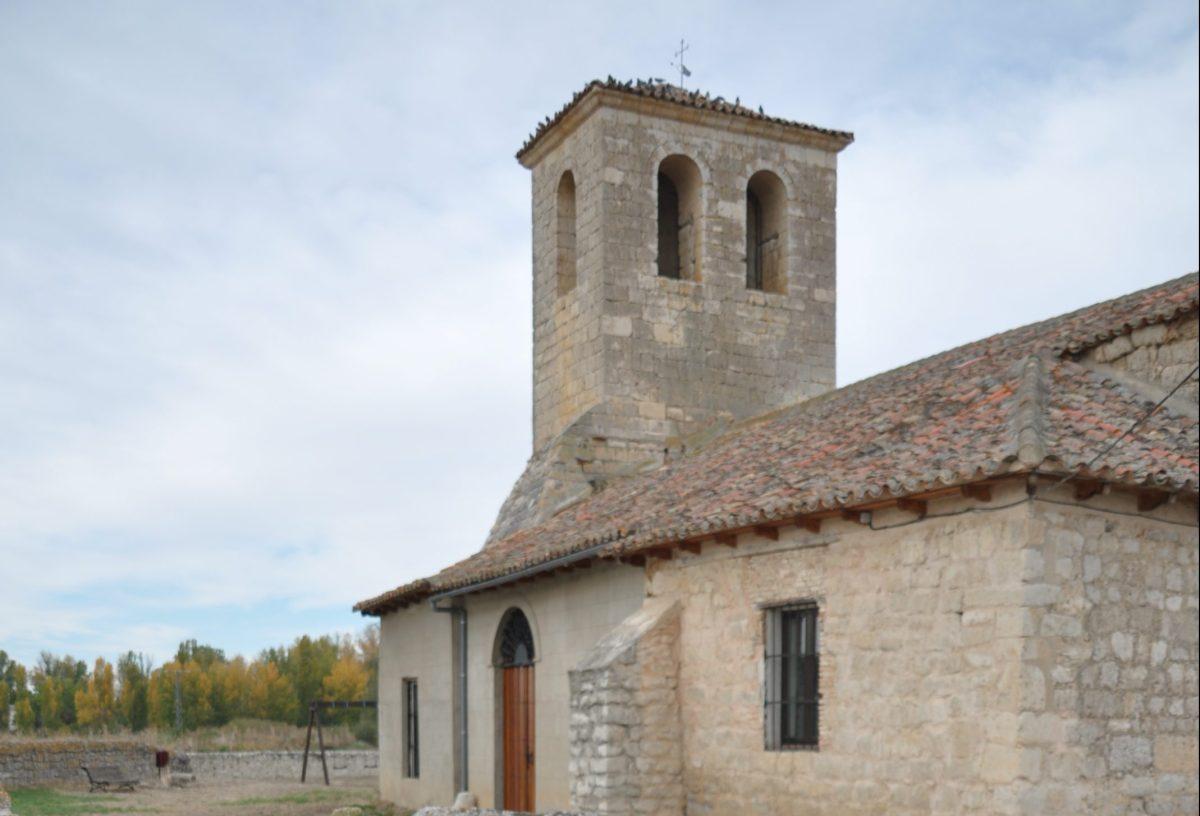 El tío Alfredo, de ruta con Delibes: San Salvador de Hornija